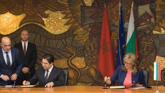 Захариева обсъди с мароканския си колега ситуацията около COVID-19