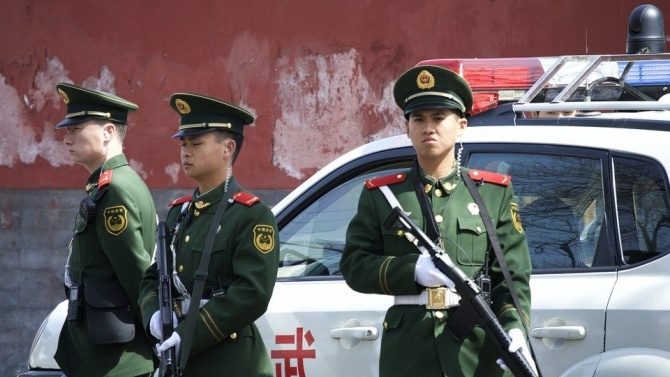 Градската управа на Пекин, където в средата на юни отново