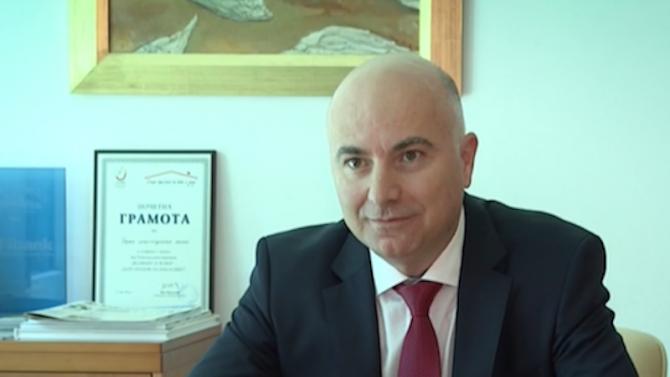 Никола Бакалов, главен изпълнителен директор и председател на УС на