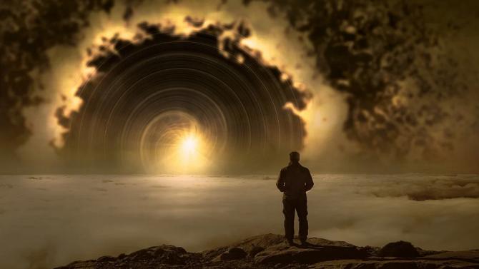 Загадъчен и мистичен ден, в който се отваря врата между земята и небето