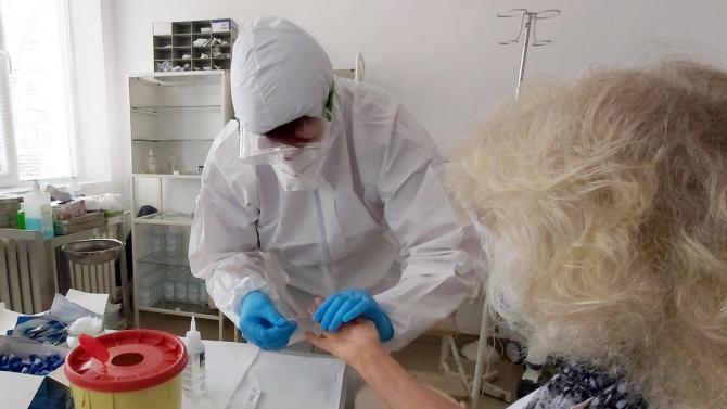 Вижте как са разпределени рекордните нови случаи на коронавирус у нас по области