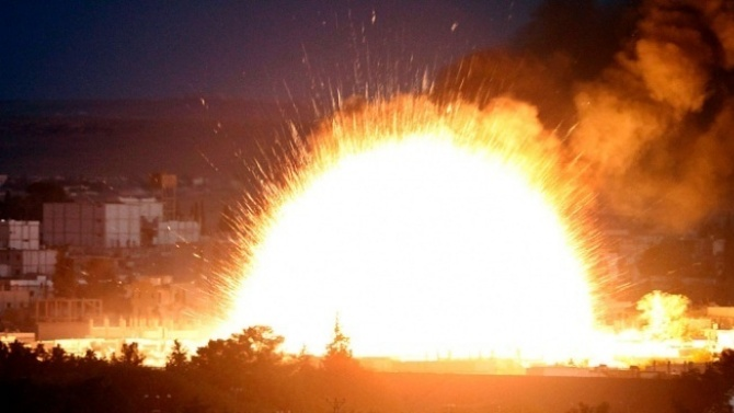 Силен взрив разтърси рано тази сутрин пристанищния район на сомалийската
