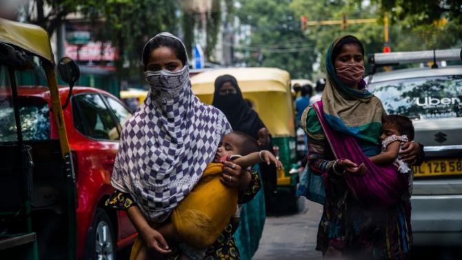 Рекорден брой нови заразени с коронавируса и в Индия