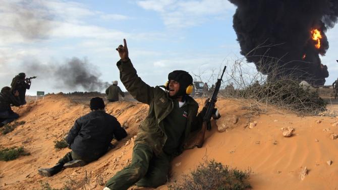 Над 40 души са били убити в Сирия при сражения