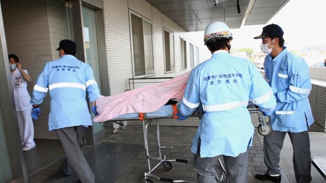 Броят на новите случаи на Covid-19 в Япония през изминалото
