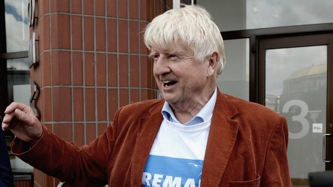 Бащата на британския премиер Борис ДжонсънБорис Джонсън е британски политик