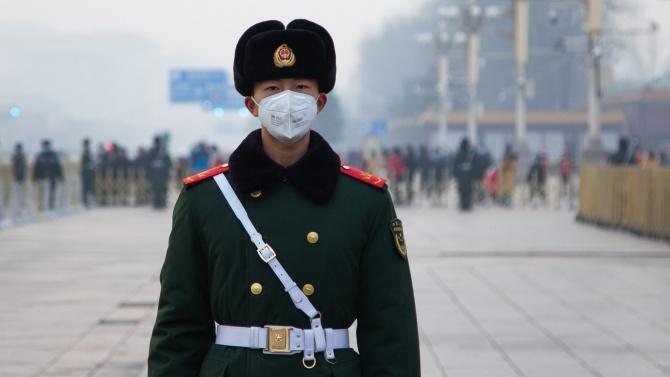 В континентален Китай през последното денонощие има осем нови случая