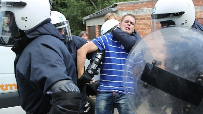 Двама руски граждани, етнически чеченци, бяха задържани в Австрия след