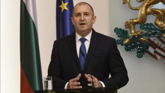 Радев призовава прокуратурата да публикува незабавно целия му