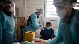 Броят на заразените с вируса в Бразилия надхвърли милион и половина