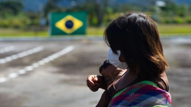 Над 600 починали в Бразилия за последните 24 часа от коронавирус