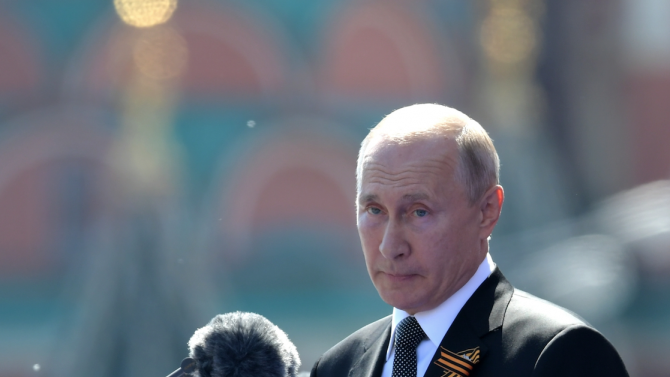 Роднина на президента Владимир Путин Владимир Путин - руски политик.