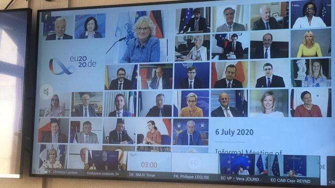 Министър Кирилов взе участие в неформалното заседание на Съвета на ЕС