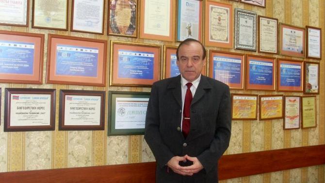 Известният уфолог проф. Стамен Стаменов е починал днес в болница