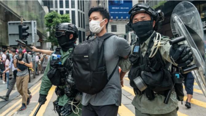 Хонконг обяви допълнителни подробности за новия китайски закон за националната