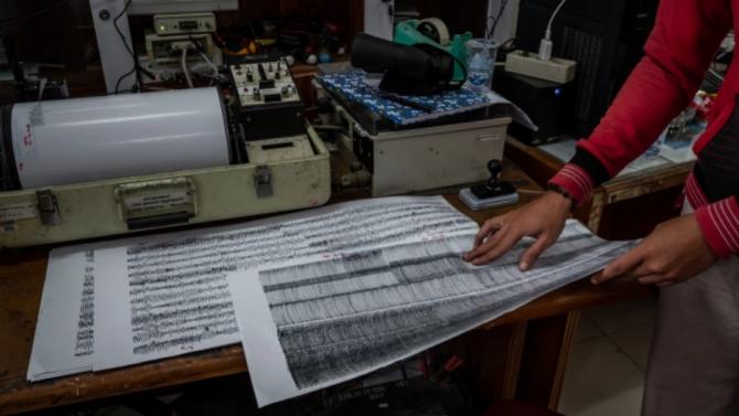 Земетресение с магнитуд 6,3 беше регистрирано в Тихия океан, съобщи