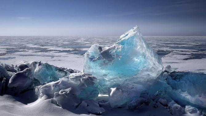 Топенето на ледовете може да събуди вируси на древни екосистеми