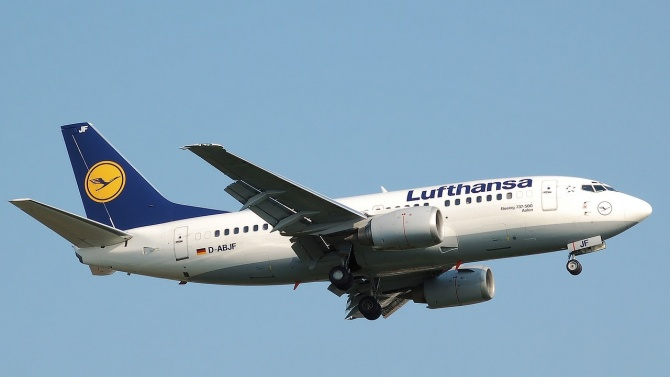 Lufthansa намалява ръководството с 20%