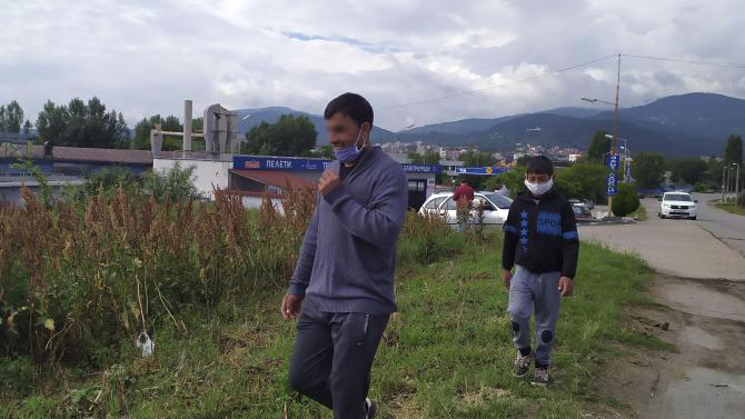 """Отпада временната забрана за движение за жителите на квартал """"Изток"""""""