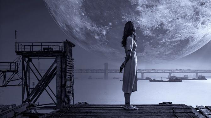 Луната се движи напразен ход целия ден до 21:14ч. Луната
