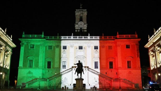 Италианският премиер Джузепе Конте призова Европейския съюз да действа решително,