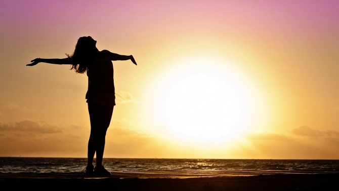 Слънце ни очаква в следващите десет дни