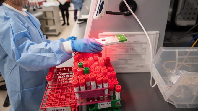 Повече от 45 000 нови заразени с коронавируса са били