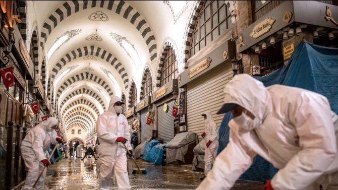 Повсеместни проверки започват в Турция, за да се контролира спазването