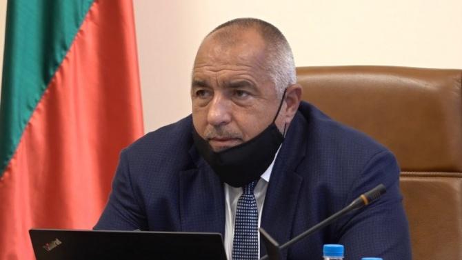 Борисов: Страшно е! Нека да се пазим, да се спрем, а не всичко да става със заповеди
