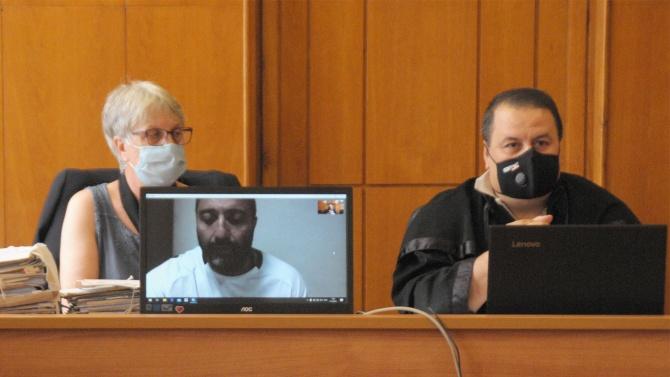 Разпитаха по скайп Димитър Желязков-Очите по делото срещу Бенчо Бенчев