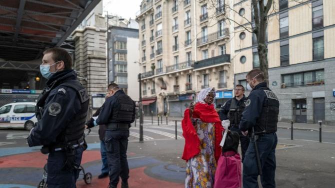 Новият вътрешен министър на Франция Жералд Дарманен обеща подкрепа за