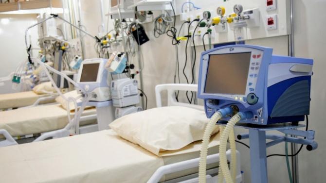 40-годишен мъж е в интензивното отделение на ловешката болница с COVID-19