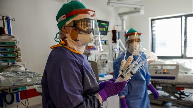 Броят на заразените с новия коронавирус в Полша се увеличи