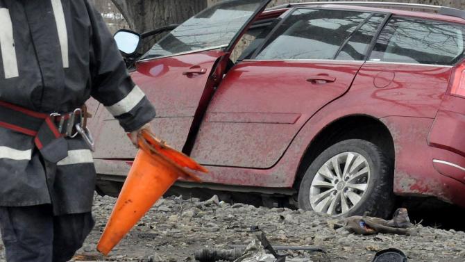 18-годишен катастрофира край Бургас и рани спътник. Това съобщиха от