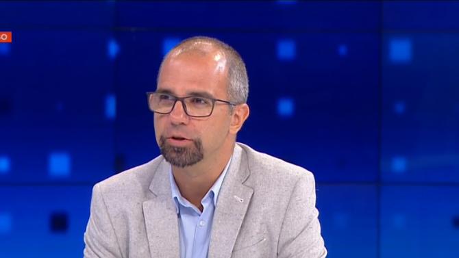 Първан Симеонов: Президентът се отърси от отговорност за НСО