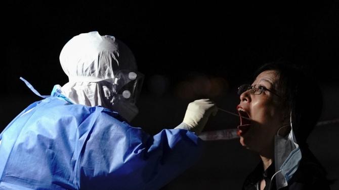 Китай съобщи за нови заразени с коронавирус