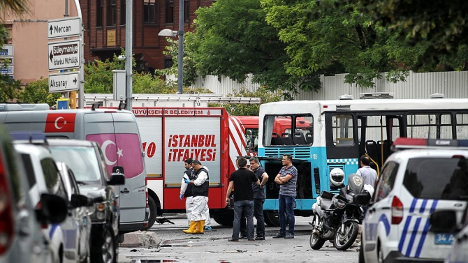 Трима души са загинали при взрив в Турция, написа местният