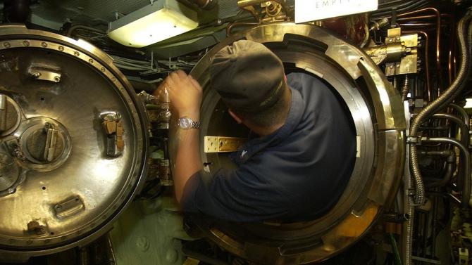 Германското правителство одобри продажба на подводница за Египет и на