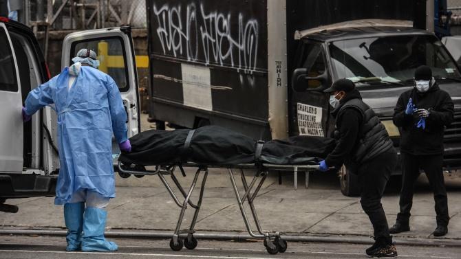 Броят на смъртните случаи от коронавируса в Италия се увеличи