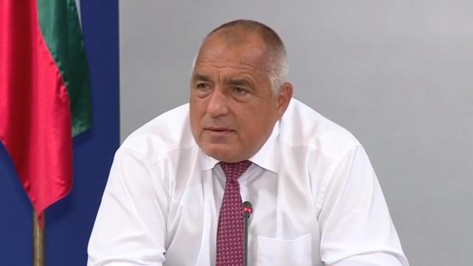 Борисов: Оставете простака да си говори, когато отвърнеш...ставаш същия