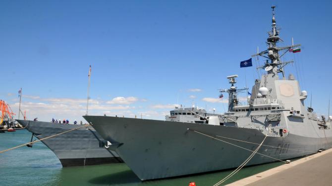 От днес, 10 юли, до 19 юли Военноморските сили на