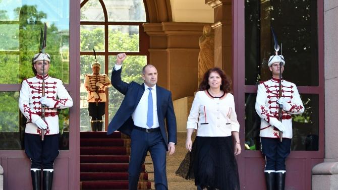Представляващият Висшия съдебен съвет отправи покана до Румен Радев Румен