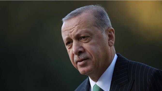 Президентът на Турция Реджеп Тайип Ердоган се похвали с превръщането