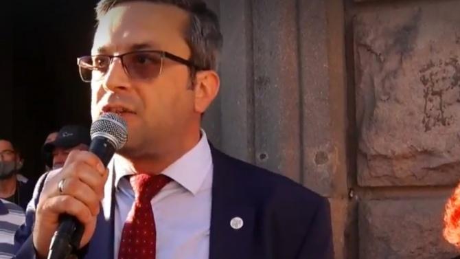 Тома Биков: Няма да позволим на Божков да вземе България!