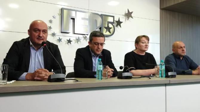 НА ЖИВО: Биков: Отговорността за вчерашните събития се носят от Румен Радев