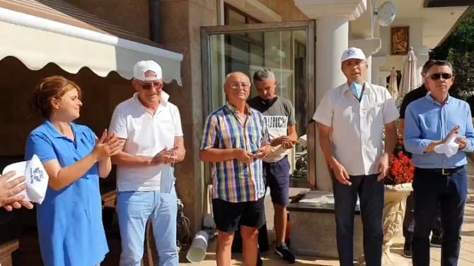 """Ахмед Доган с изявление от """"Росенец"""""""
