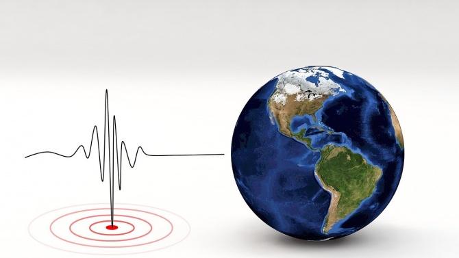 Земетресение с магнитуд 5,1 разтърси Североизточен Китай
