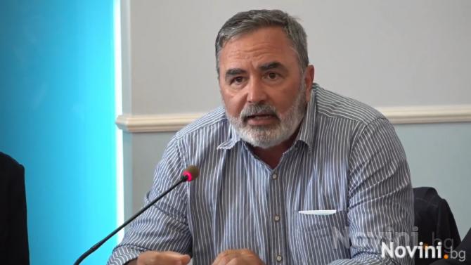 Доц. Кунчев обясни  двете причини за увеличаване на случаите на COVID-19 у нас