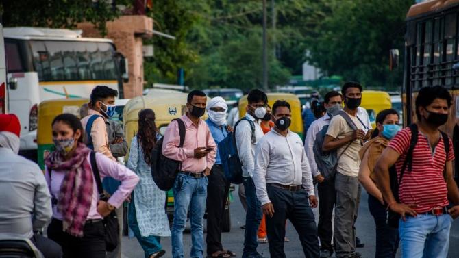 И Индия с нов рекорд по нови случаи на COVID-19