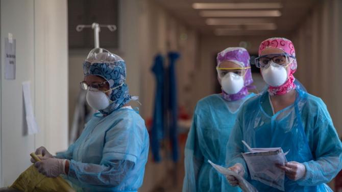 Разпространението на коронавируса в Чехия се забавя